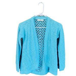 Blue Ralsey Cat and Jack Sweater NWT -Size10